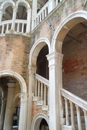 venise italie san marco palazzo contarini del bovolo