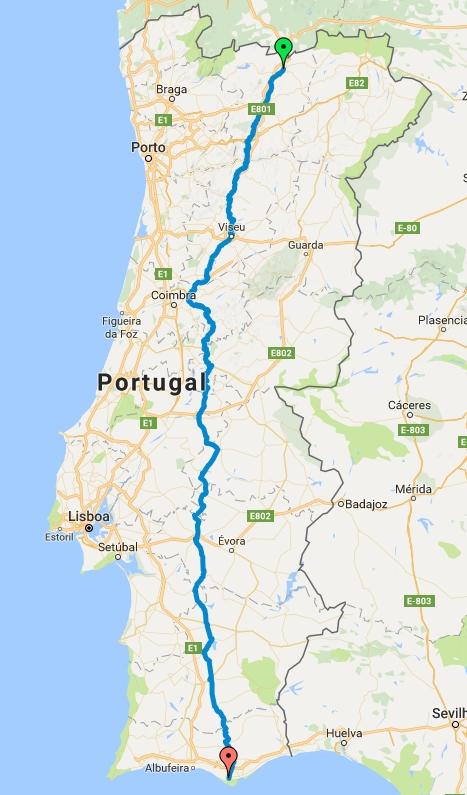 estrada nacional 2 mapa _ _ _Pelas Retas Curvantes_ _ _: Estrada Nacional Nº 2 estrada nacional 2 mapa