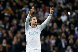 CR7 quebra recorde e tem mais gols que 117 equipes na Champions