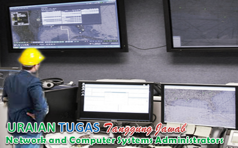 Tugas Network and Computer Systems Administrators