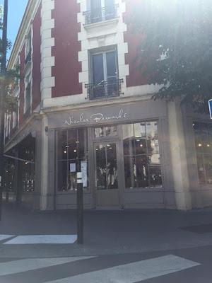 Pâtisserie Nicolas Bernarde