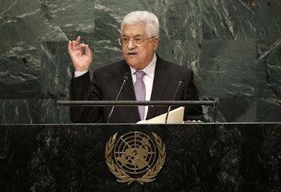 Abbas chama embaixador dos EUA em Israel de filho de um cachorro