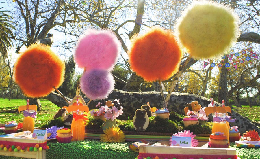 Gwynn Wasson Designs Tips Hints Lorax Party Truffula Tree Tutorial