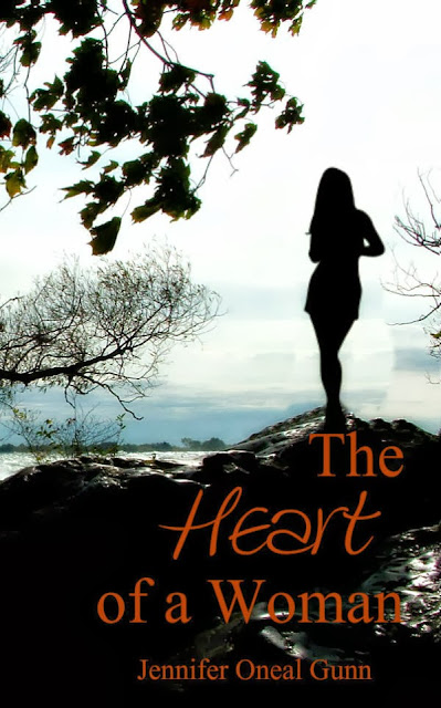 #Coverreveal The heart of a woman