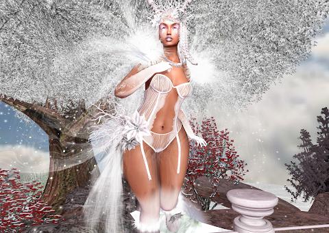 Let me be you christmas angel|CHRISTMAS SNOW BUCK