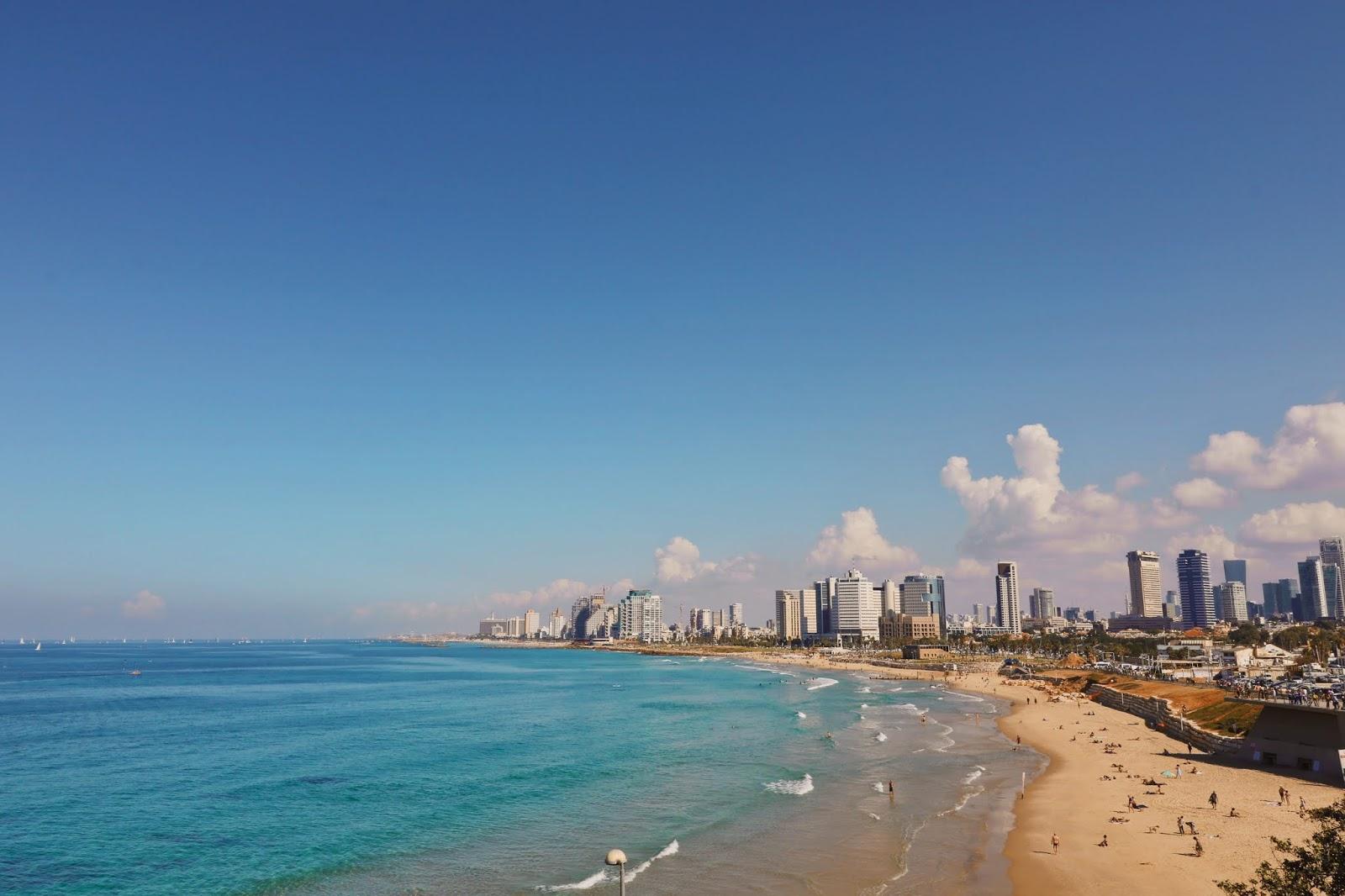 plaże tel awiwu
