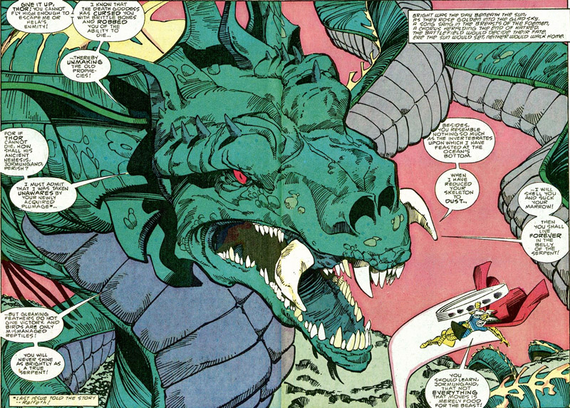Walt Simonson's Thor: A Retrospective