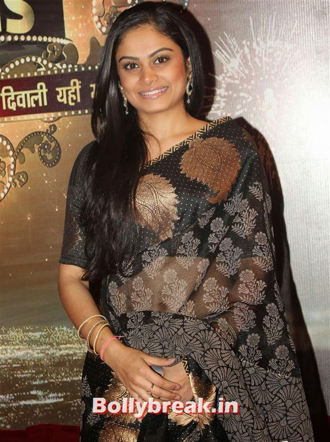 Toral Rasputra, ITA Awards 2013 - Red Carpet Pics