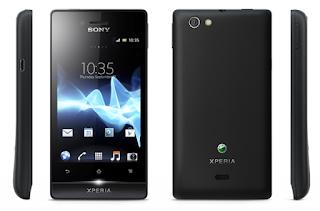Spesifikasi Sony Xperia Miro ST23i Terbaru
