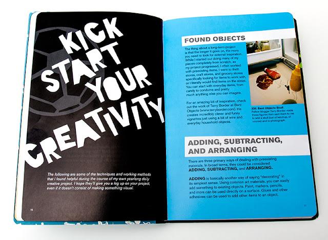 Un diario de creatividad diario: nuevo y ampliado 2