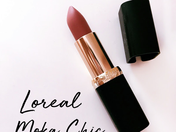 Loreal Color Riche Matte Moka Chic