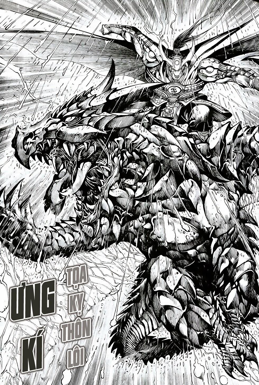 Chiến Phổ chapter 1: chiến thần lan lăng vương trang 34