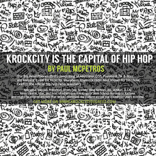 KrockCity is The Capital Of HipHip By Paul McPetros