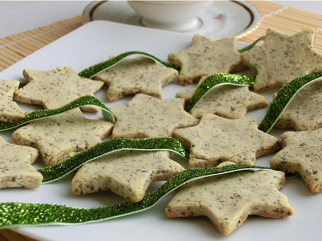 biscotti del benessere al thè verde