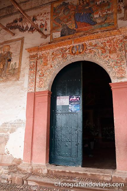 Chinchero iglesia