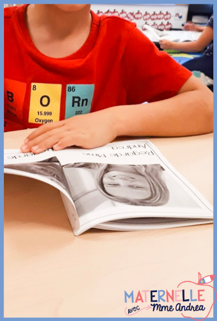 Do you teach Kindergarten in French (French immersion or in a francophone school), and struggle to get started with guided reading? This blog post will help ensure you get off on the right foot with your maternelle students!