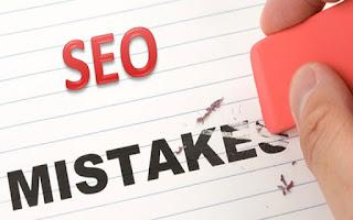 10 Kesalahan Umum Yang Dapat Merusak Situs Web