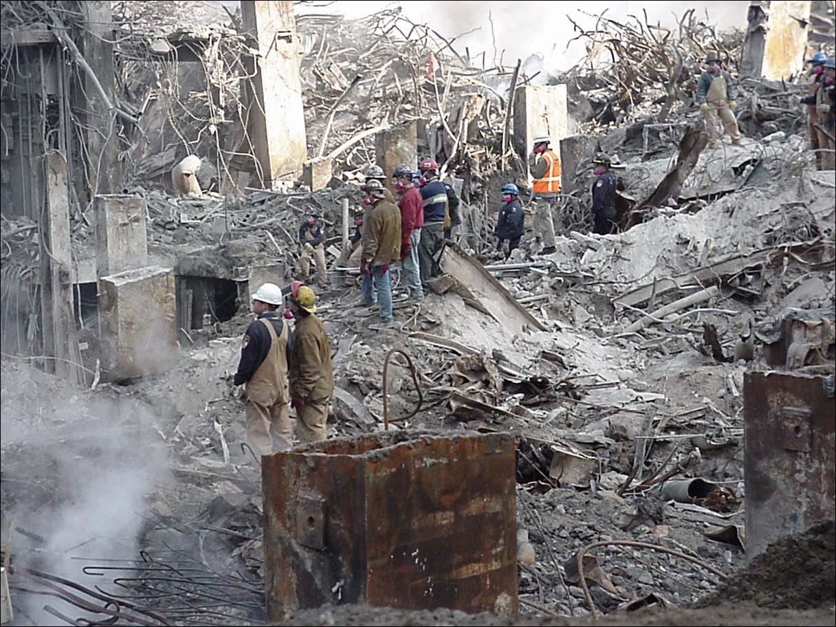 9/11 Terrorist Attack Bill of Rights: 22 Photographs of 9/11