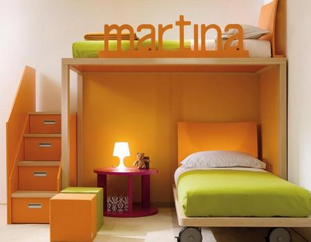Desain Tempat Tidur Minimalis Anak