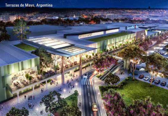Mall No Divã Terrazas De Mayo