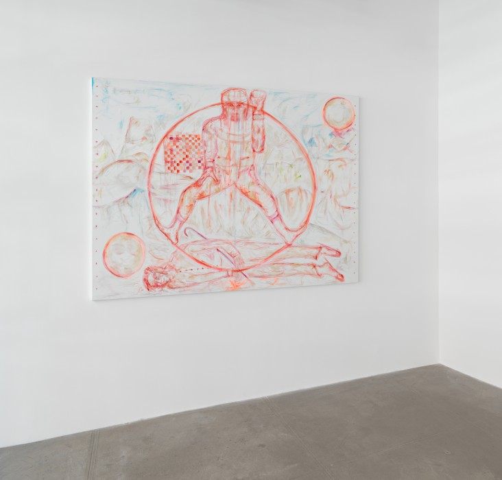 Jutta Koether at Bortolami