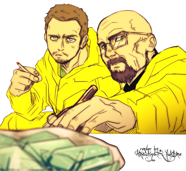 Render Breaking Bad