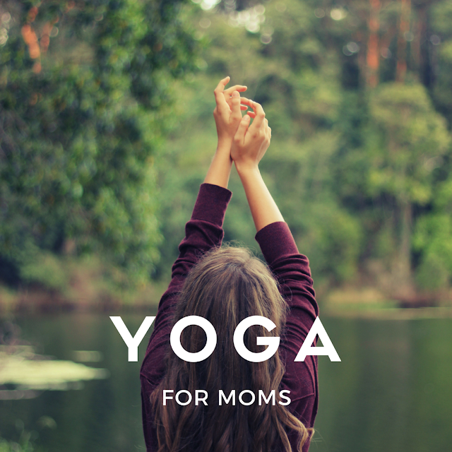 Free Online Yoga for Moms