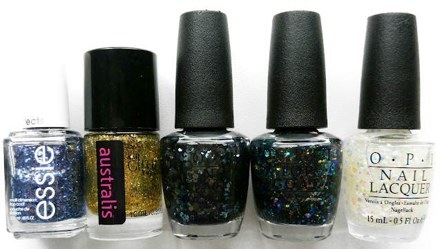 Ideas for Christmas Nailpolish