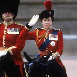 День рождения английского монарха