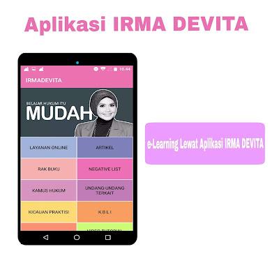 Aplikasi Irma Devita
