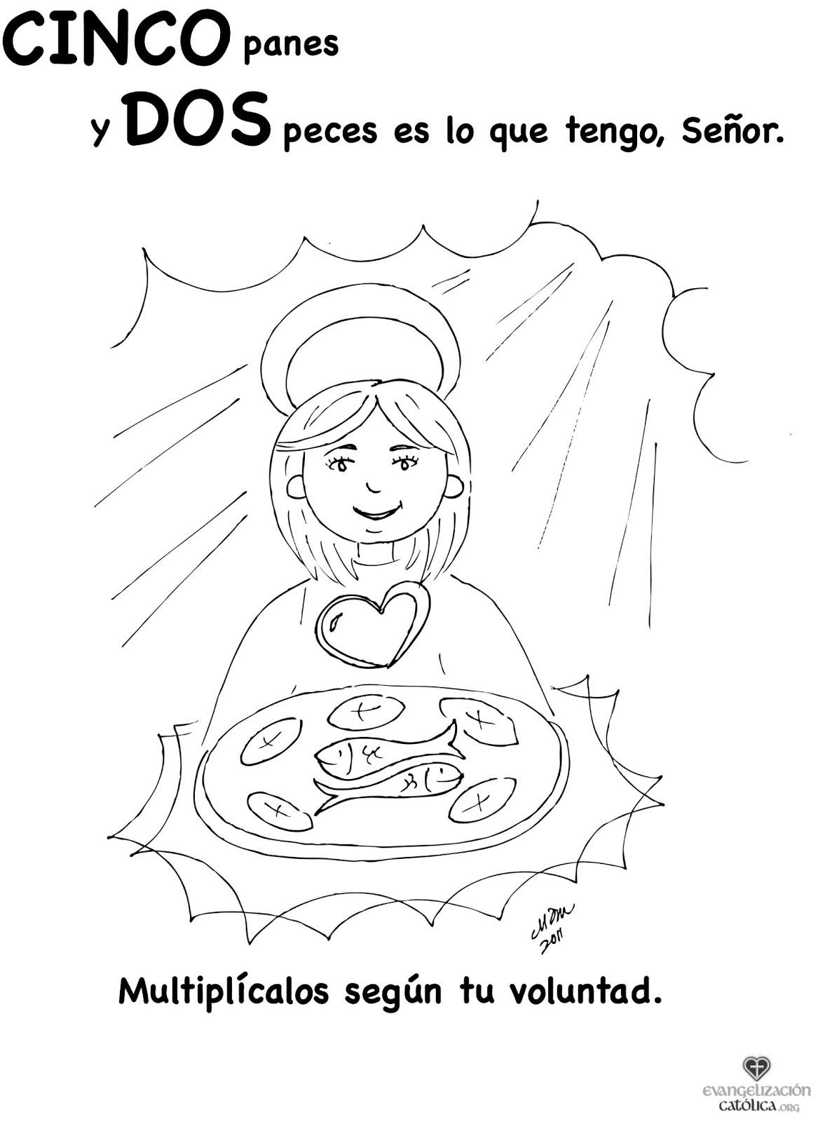 Apuntate A Reli Milagros De Jesus La Multiplicacion De