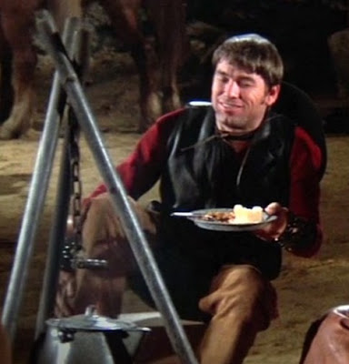 burton gilliam colorful cowboy and country boy character