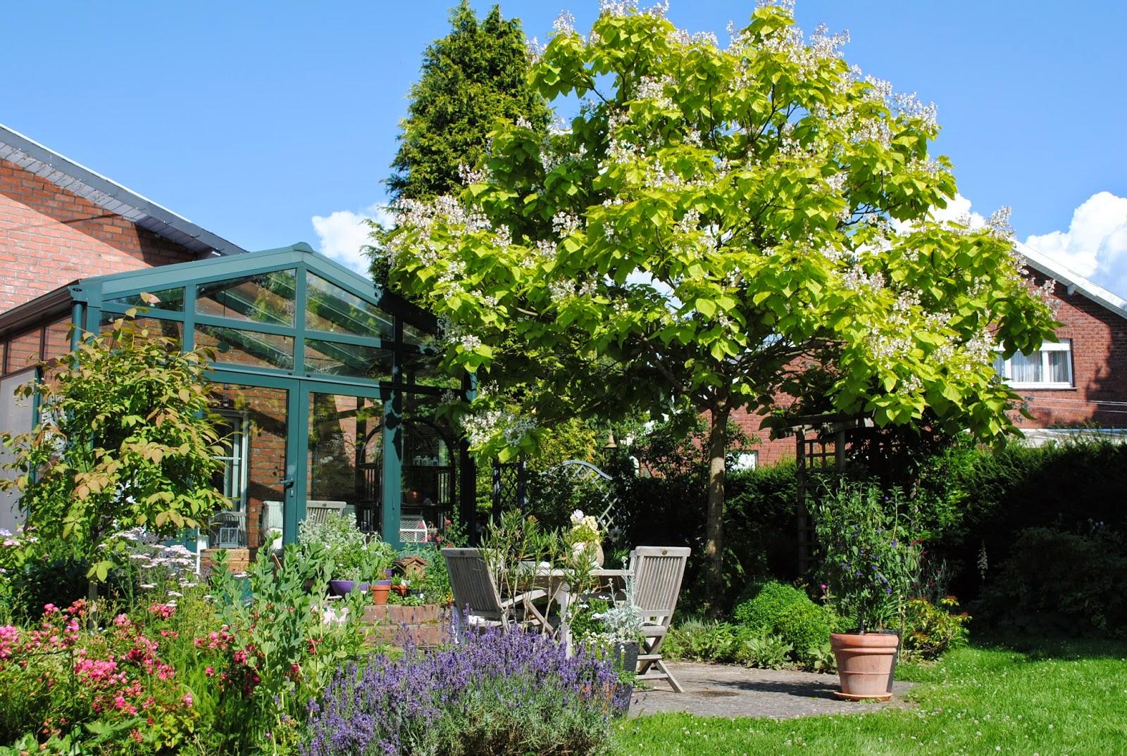 la passion d 39 anne marie le jardin en juillet. Black Bedroom Furniture Sets. Home Design Ideas
