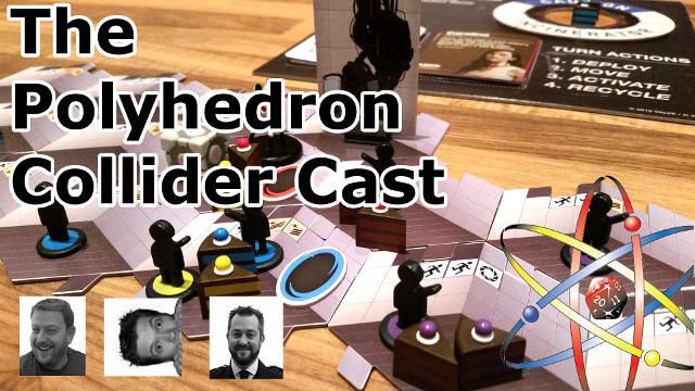The Polyhedron Collider Podcast Episode 2