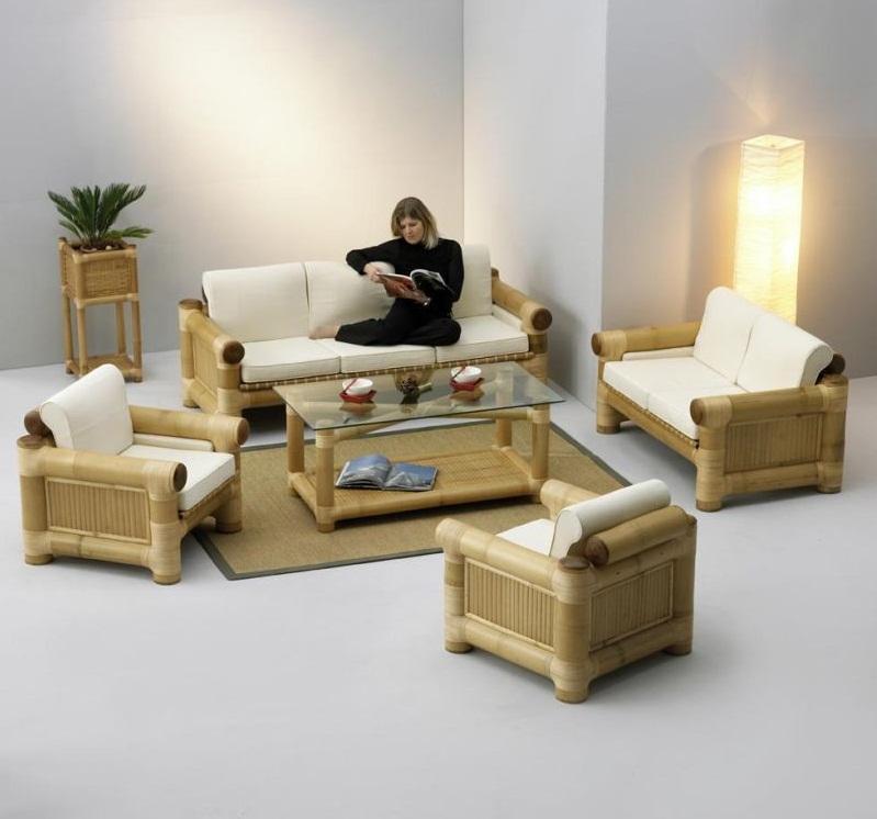 decoracao Bambu - Maravilha do Verde de Design de Interiores