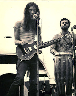 Mammal, 1973. Robert Taylor, Rick Bryant