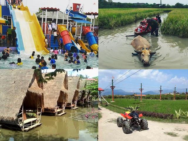 Villa Kancil, Wisata Adventure Terlengkap di Bandung Timur