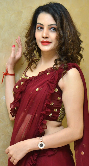 Diksha Panth naked milky white hit in hot red dress sexy handjob xxx