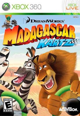 Madagascar Kartz (LT 2.0/3.0 RF) Xbox 360 Torrent