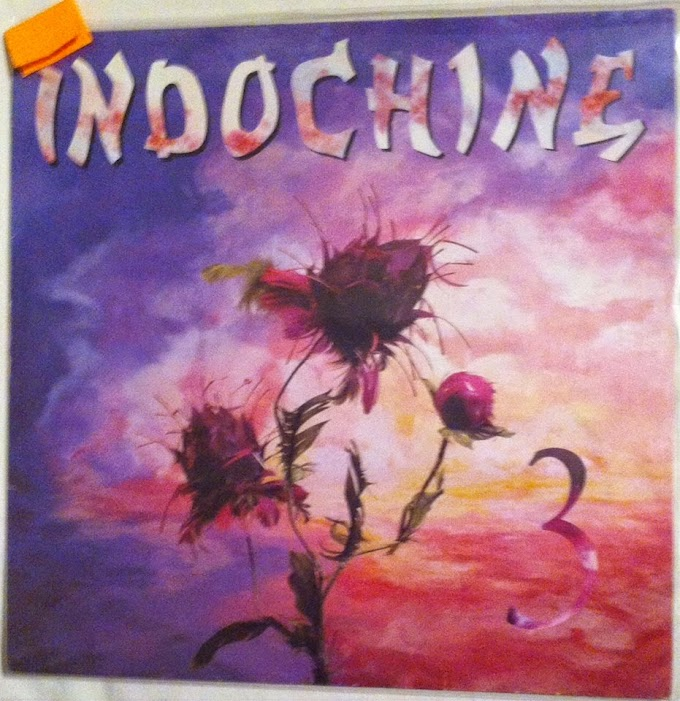 Disco de vinilo -Indochine - Album 3 (de ocasión)