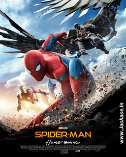 Spider-Man Homecoming First Look Poster