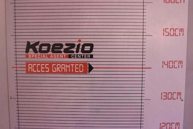 koezio, espace de jeux, parcours d'aventures, les petites bulles de ma vie