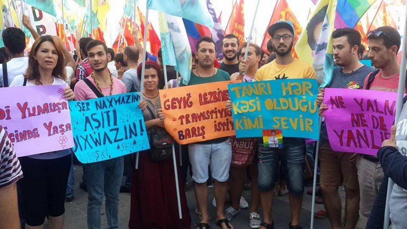 Gay Men Speak Out About Azerbaijan's Lgbt Crackdown