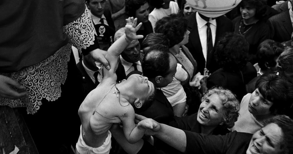 Fotografare la Sicilia di Ferdinando Scianna