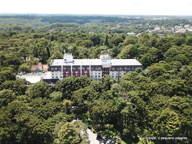 Hotel Continental Canela: hospedagem clássica para famílias na Serra Gaúcha