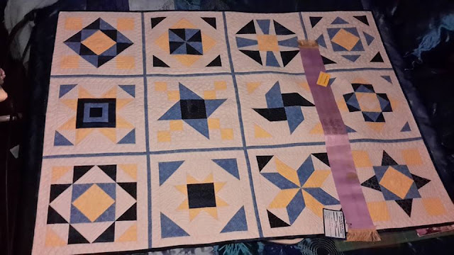 Sunshine Surprise Quilt