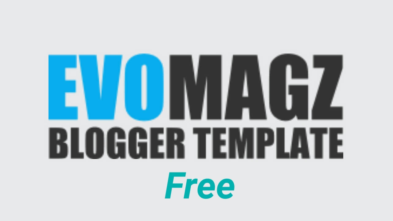 Download Template Evo Magz Gratis Di Terima AdSense