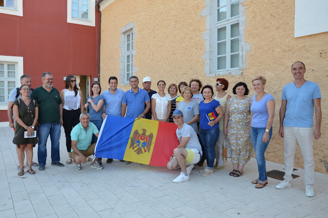 Επίσκεψη Μολδαβικής αντιπροσωπείας στο Λεωνίδιο