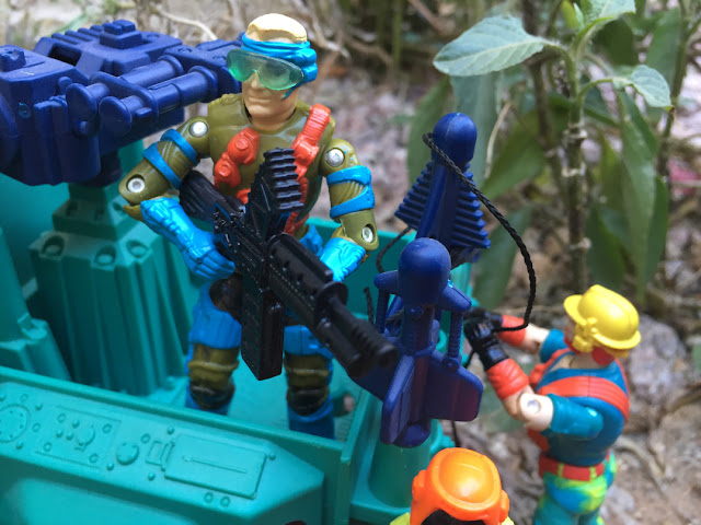 1993 Mudbuster, Mega Marines, Cyber Viper, Mega Viper, Duke, Battle Corps, Mirage, Eco Warriors, Outback
