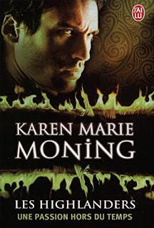 Une passion hors du temps de Karen Marie Moning